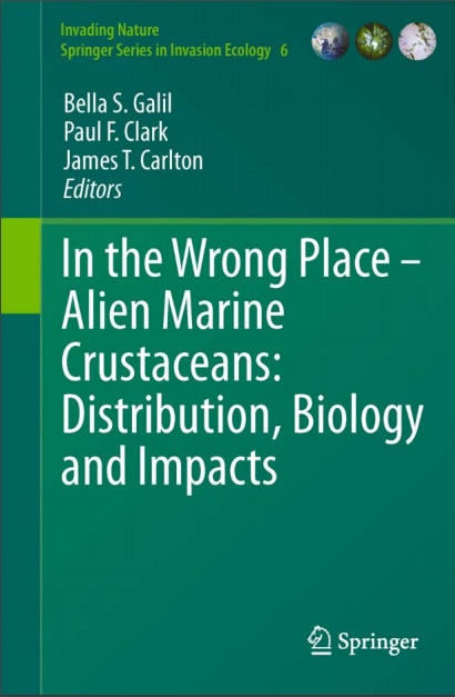 alien marine crustaceans